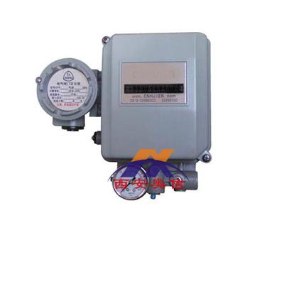 电气阀门定位器EP-3211 EP-3312