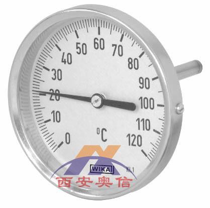 WIKA威卡双金属温度计A50.20.100