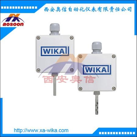 德国WIKA温度计 TR60-B热电阻温度计 TR60-A户外热电阻