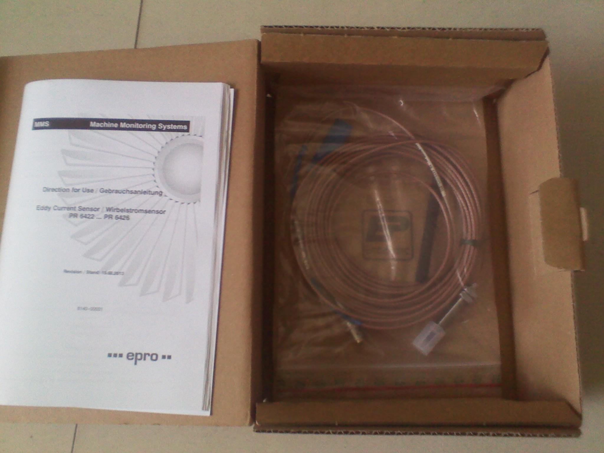 德国EPRO PR6423/010-000 涡流传感器