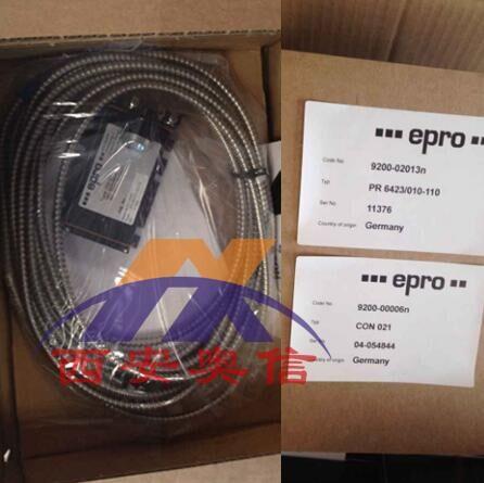 Epro,PR6423/010-110,传感器探头