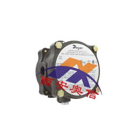 美国dwyer防爆差压开关1950G-00/0/1/5/10/20压力控制器