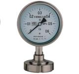 西安 卫生型隔膜压力表,卡箍型YTP-60MC