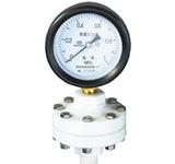 西安 YTP-75S全塑隔膜压力表