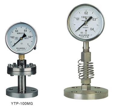隔膜压力表YTP-100 YTP-150