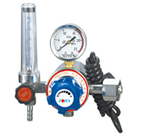 YQT-731L加热二氧化碳减压器