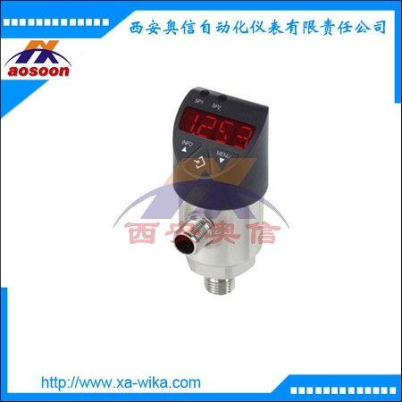 PSD-4威卡压力开关 PSD-30电子式压力开关 德国WIKA压力传感器