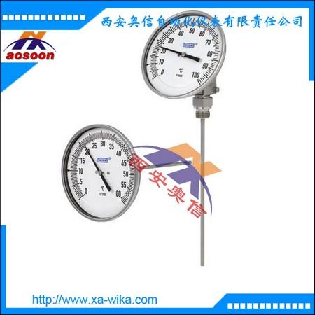 威卡双金属温度计 R52.100-1-C1E-BS-C160GZ温度表