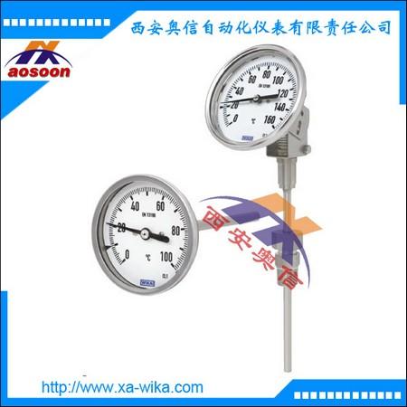 威卡双金属温度计TG54.063LM-2-CENZ-GD-C0150GZZ 轴向,径向和万