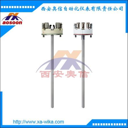 TR10-A威卡热电阻探头 热电阻测量杆 WIKA代理