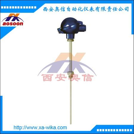 TR10威卡热电阻 可外配保护套管 WIKA授权