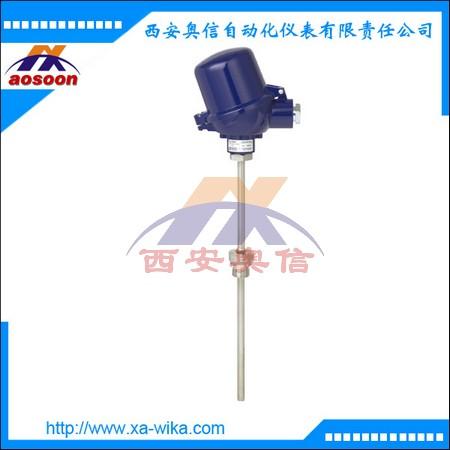 TR10+TW15威卡热电阻 带保护套管 WIKA代理