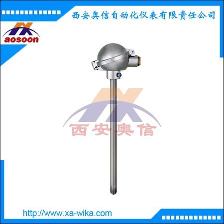 威卡TC80 和 TC81直式热电偶 废气温度测量的热电偶温度计