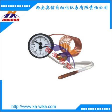 SB15.60, SB15.80, SB15.100膨胀式温度计 温度开关
