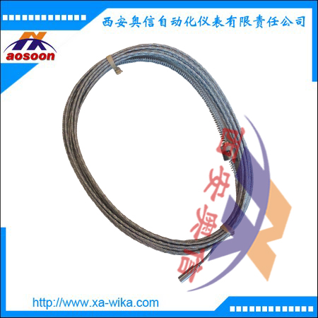 TC53-4卡口式热电偶 压簧式热电偶 电缆式热电偶 威卡代理