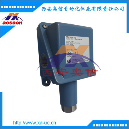 H100-191压力开关 焊接316 UE逻辑开关 0.7~6.9bar