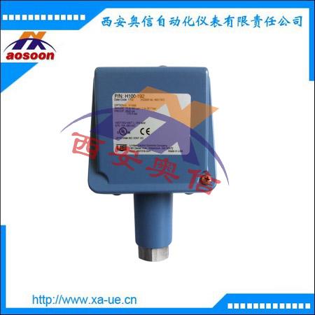 H100-191压力开关 316材质 0.7~6.9bar 现货