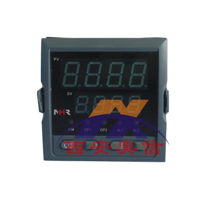 NHR-5740四回路测量显示控制仪说明书 虹润四回路仪表