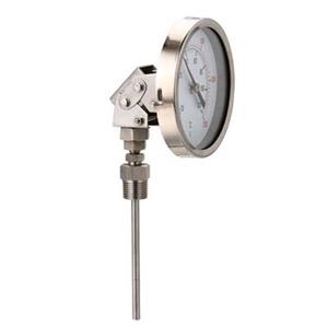 万向型双金属温度计 WSS-381