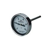轴向型 双金属温度计 西安仪表一厂