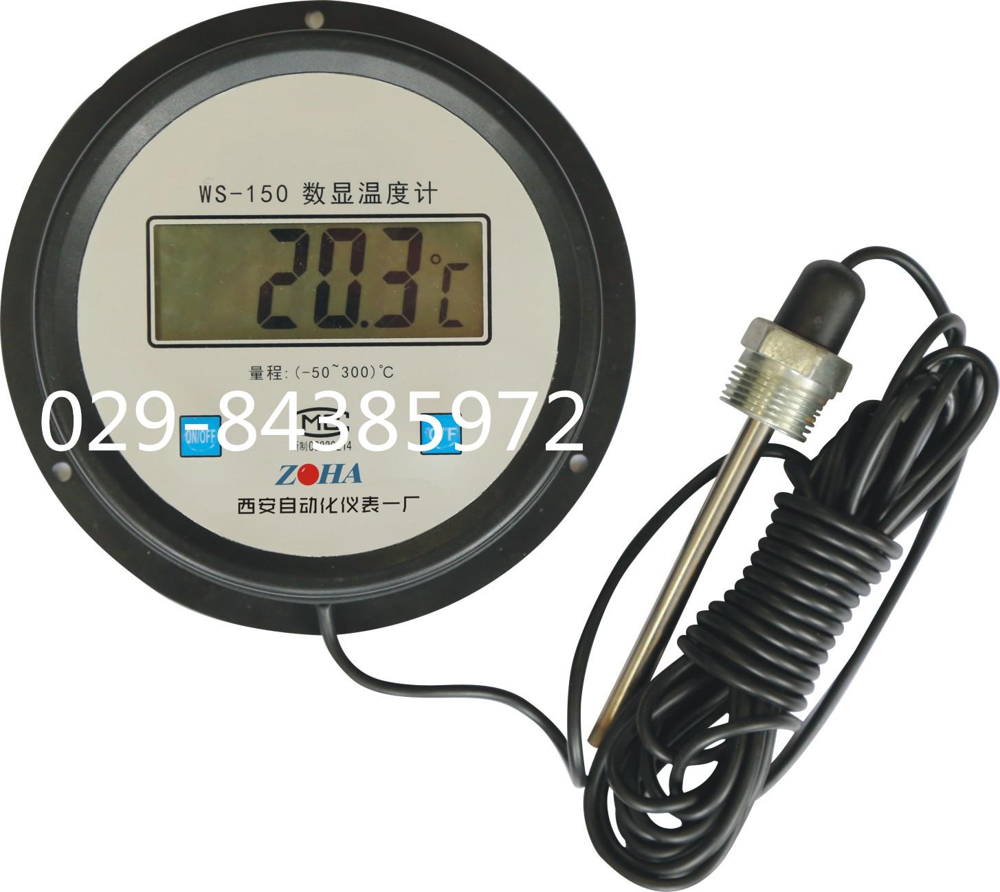 WS-150数显温度计, 数字温度计