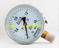 YO-100氧压力表 西安自动化仪表一厂