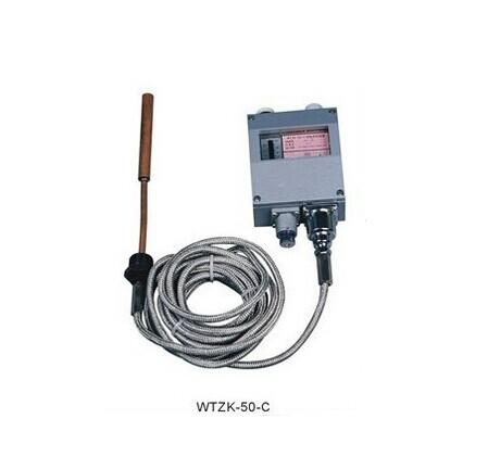 压力式温度控制器WTZK-50-C 西安自动化仪表一厂