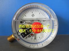 径向电接点压力表 YTNXC-150耐震