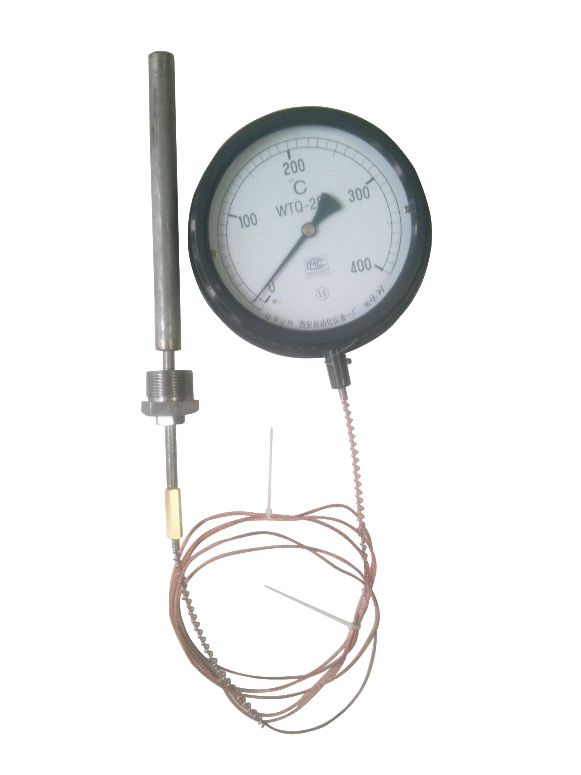 压力指示温度计WTQ-280