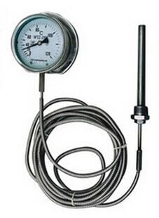 压力温度计WTZ-280,WTQ-280
