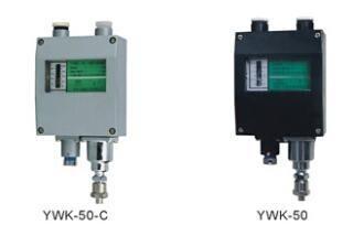 压力控制器 YWK-50-C