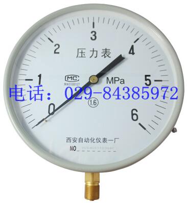 供应 Y-250压力表