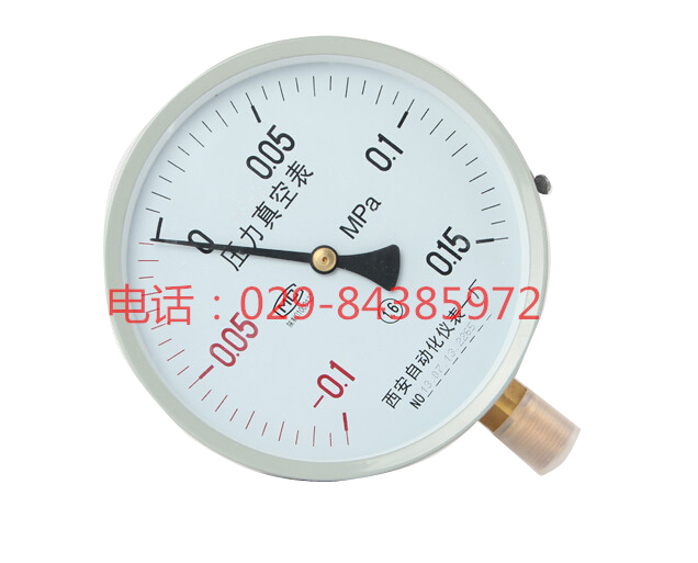YZ-100真空 压力表