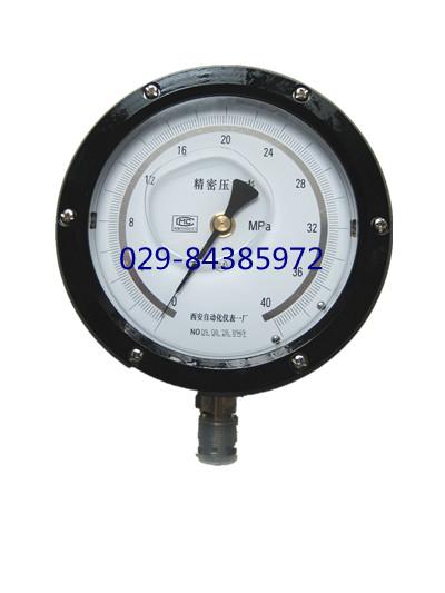 0.4级YBN-150 抗震精密压力表