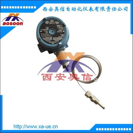 美国UE温控器 F120-1BS防爆温度开关 毛细管温度开关