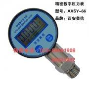 电池供电数显压力表AXSY-66 数字显示压力表AXSY-66 精密数字压力