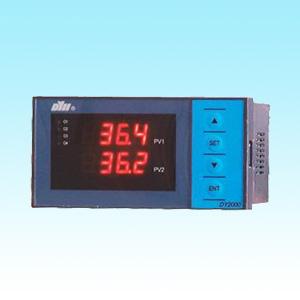 DY2000智能脉冲输入(转速)变送控制数字显示仪表