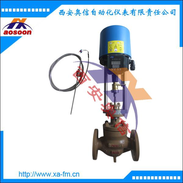 温度调节阀 ZZWPE-15C(DN100) 自动温度控制阀