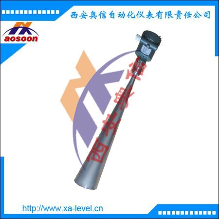 AXLD803喇叭口防腐高频雷达液位计 AXLD803浓盐酸雷达物位计