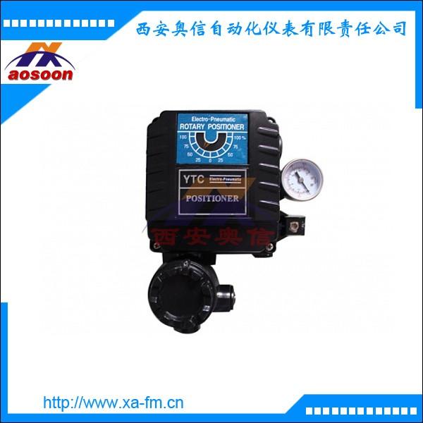 电气阀门定位器 YT1000R-PTM 角行程带反馈定位器