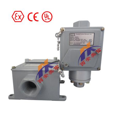 604P12 604PM12 美国CCS活塞式压力开关