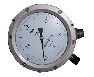 YTT-150B、YTT-150C YTT-150D YTT-150E差动远传压力表