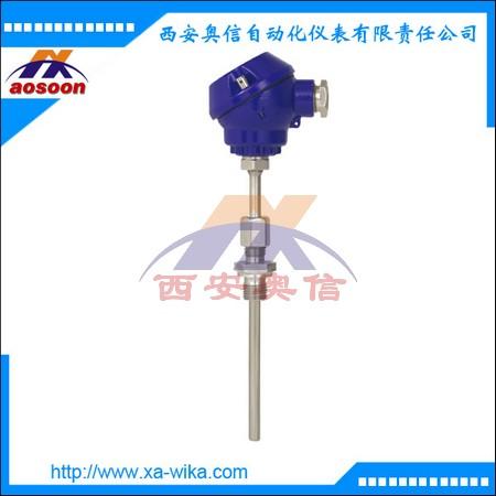 螺纹式热电阻温度计TR10-D wika温度传感器