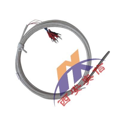 西安奥信sh2615 Φ6×28mm铂热电阻 sh2615鼓风机专用