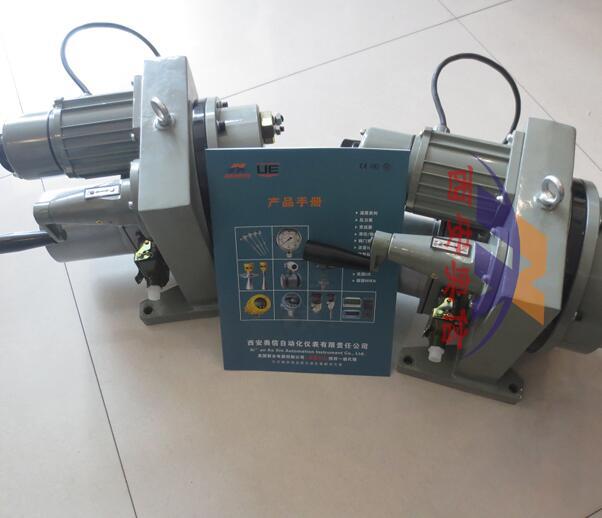 DKJ-2100D电子式角行程电动执行机构 ZKJ-2100执行器