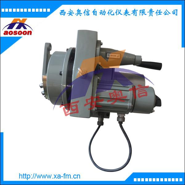 DKJ电动执行机构 ZKJ-3100X角行程执行器 DKJ-310