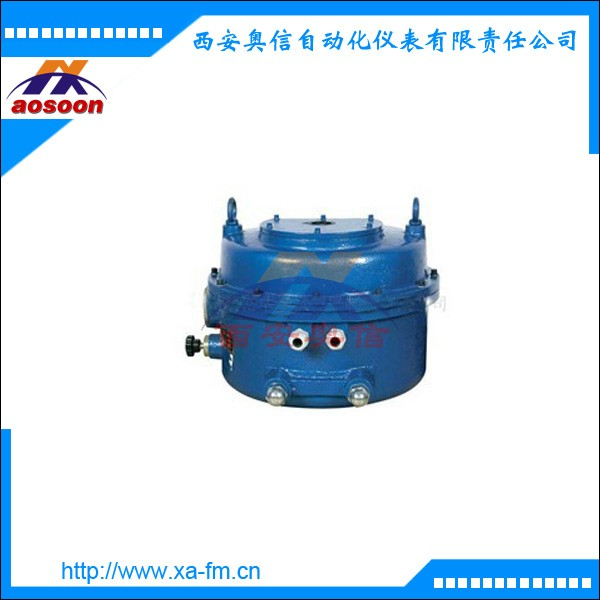 381RSC-60电子式角行程电动执行器 阀门电动执行器