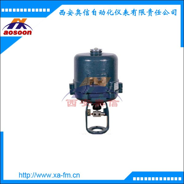 381LXC-100直行程隔爆电动执行器 381防爆执行器