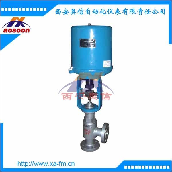ZDLS-16高压调节阀 角型电动调节阀ZDLS-16 DN50