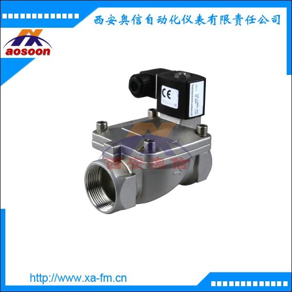 ZCA-P出口系列不锈钢电磁阀 ZCA小型电磁阀